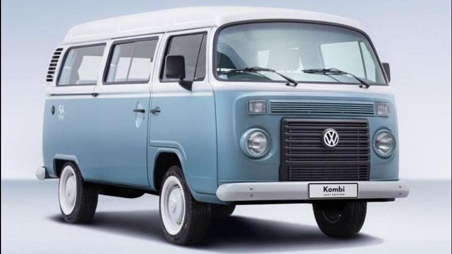 [Copertina] - Volkswagen Kombi Last Edition, 600 unità per dire addio ad un