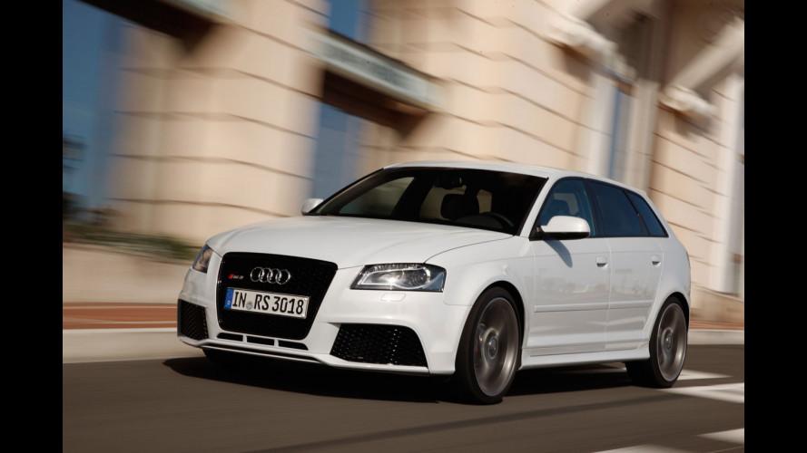 Audi RS 3 Sportback: sensazioni forti