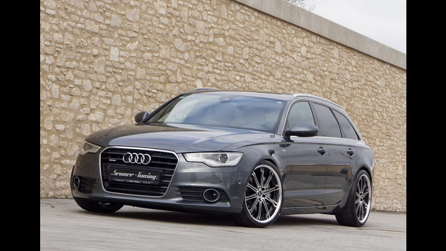 Audi A6 Avant by Senner Tuning