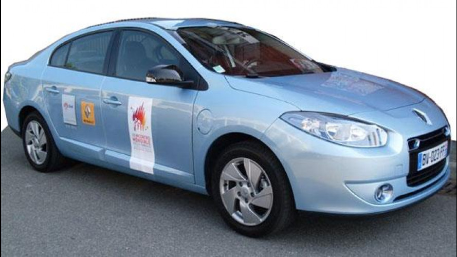 "Renault supporta il ""Family 2012"""