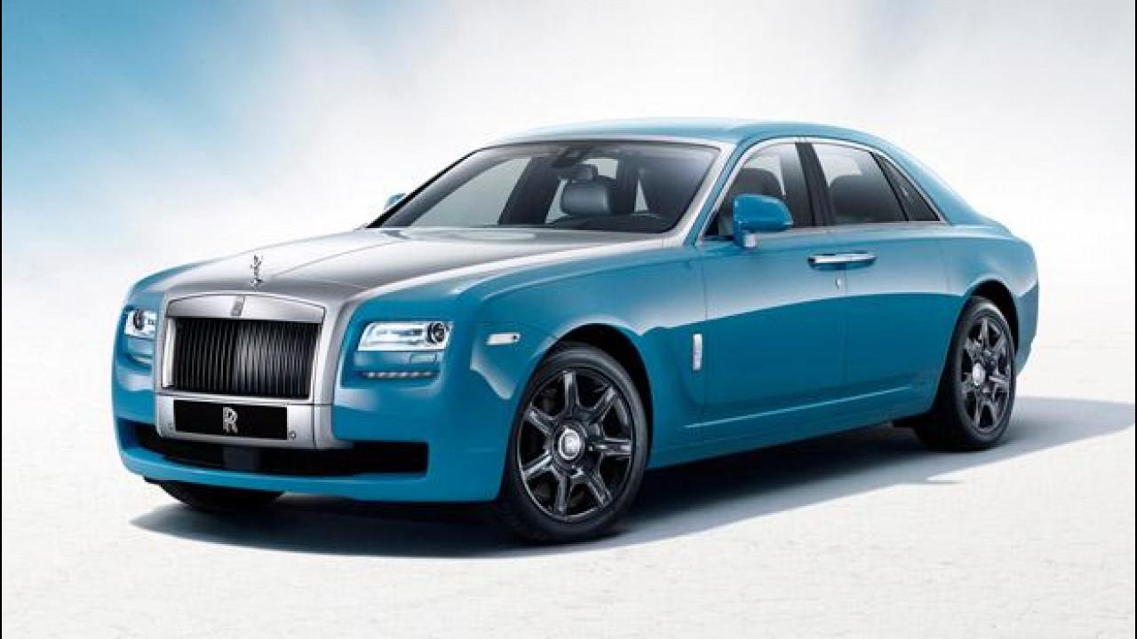 [Copertina] - Rolls-Royce Ghost Alpine Trial Centenary Collection