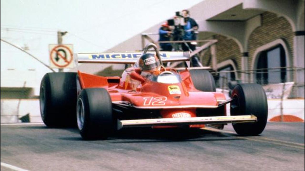 """[Copertina] - Gilles Villeneuve: una mostra a 30 anni dalla scomparsa dell' """"Aviatore"""""""