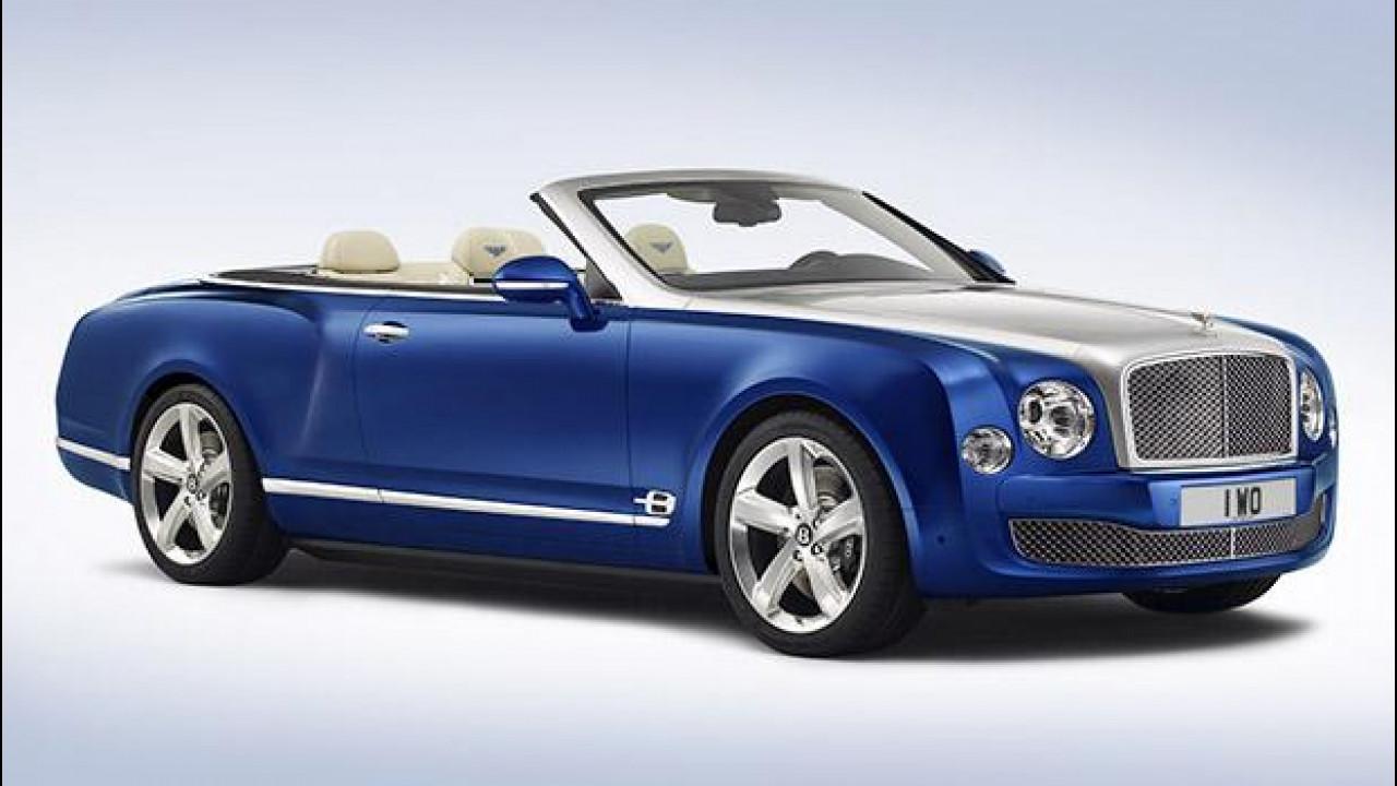 [Copertina] - Bentley Grand Convertible, scoperta per pochi