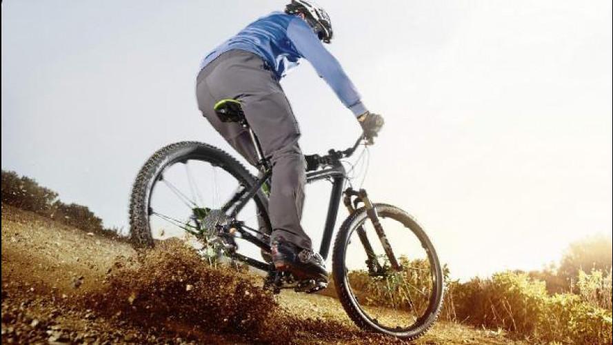 Cruise e-Bike, come si pedala... una BMW