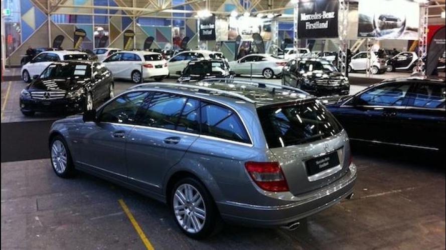 Usato Mercedes: perché conviene il programma FirstHand