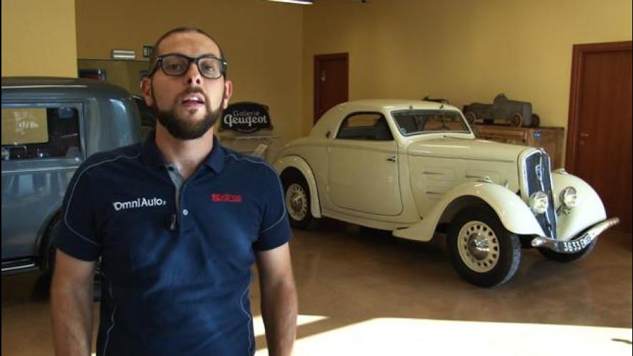 """Galerie Peugeot: una visita """"guidata"""" con Leoni d'altri tempi [VIDEO]"""