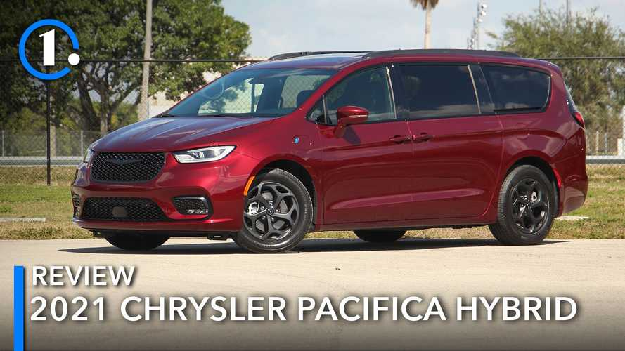 2021 Chrysler Pacifica Hybrid Review: Unplug And Play