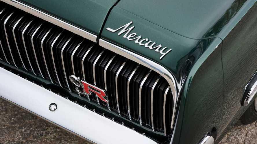 Ringbrothers Mercury Cougar 1968 Restomod