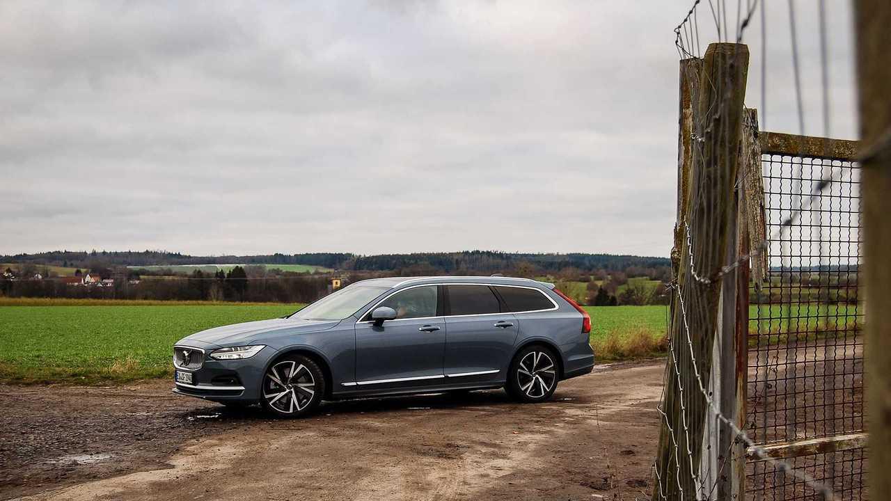 Im Dauertest: Volvo V90 B5 AWD mit 235-PS-Diesel