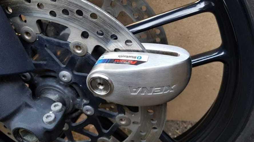 Xena Introduces The XX15 Bluetooth Alarmed Disc Lock