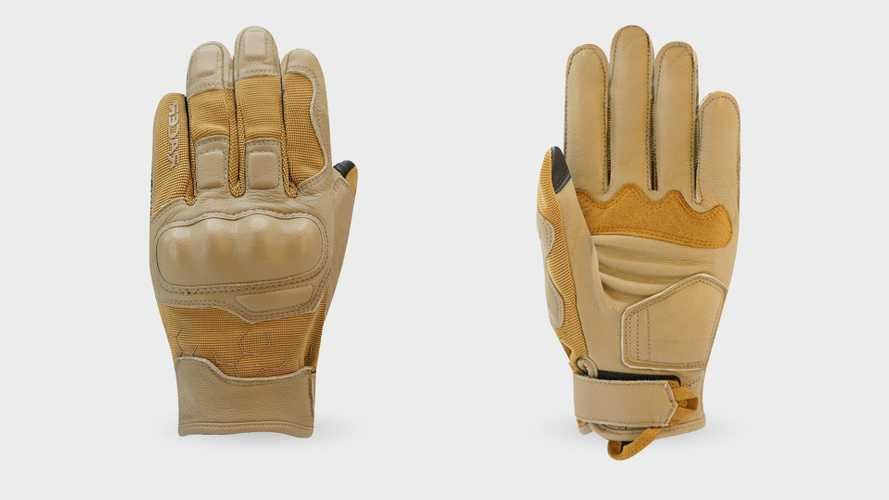 Racer Introduces New Short-Cuff Leather Gloves For Summer Riding