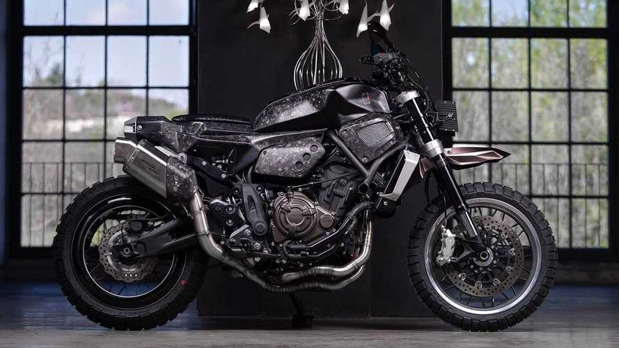 The Bull: 2021 Yamaha XSR700