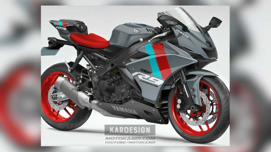 Designer Helps Us See What A Yamaha YZF-R9 Could Look Like