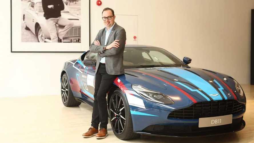 El director de diseño de Aston Martin ficha por Dacia