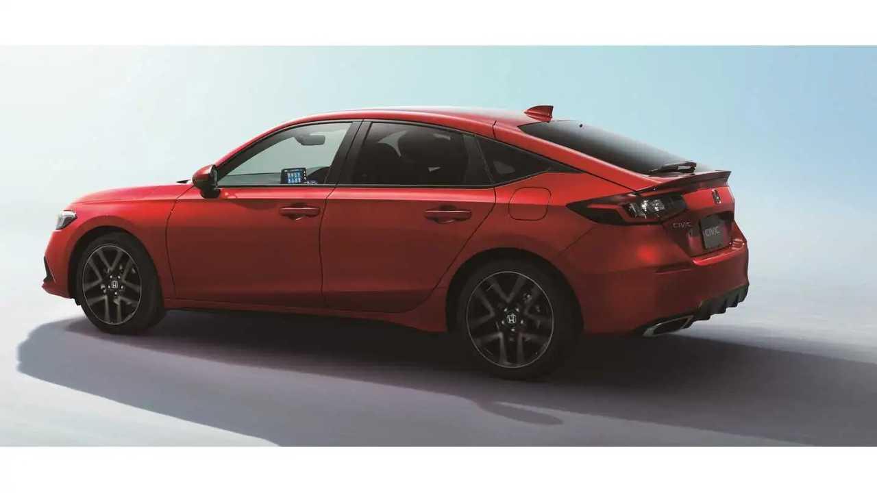 Новые Honda Civic Hybrid и Type R выйдут в 2022 году