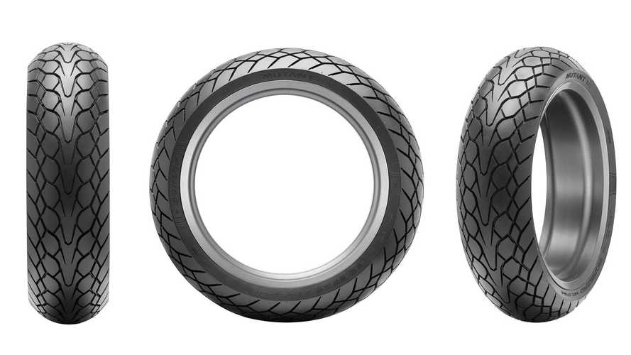Dunlop's Mutant Tire Adapts To All Terrains And Conditions