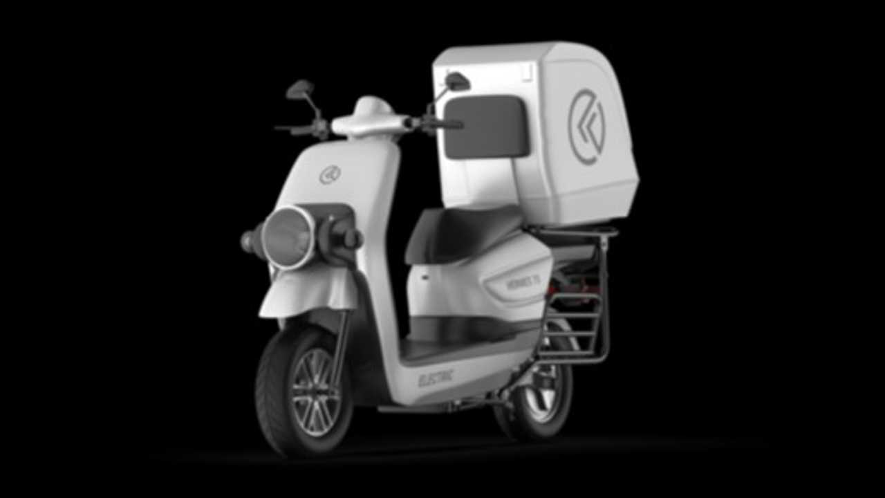 Check Out The Ultra-Practical Kabira Hermes 75 Electric Scooter