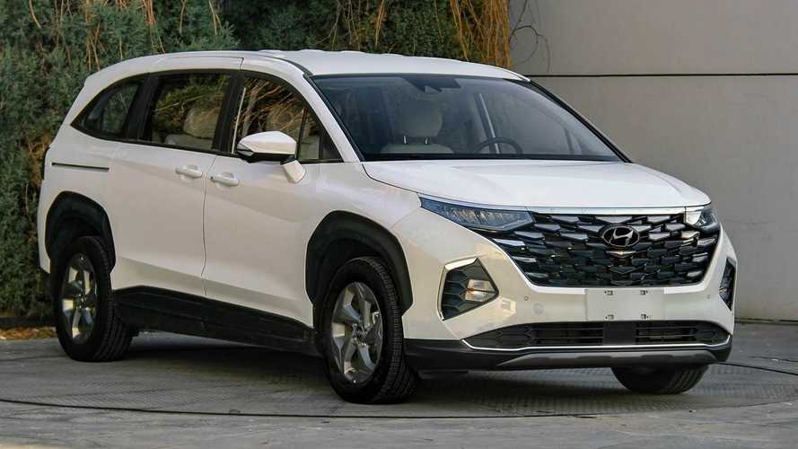 Hyundai Custo Gets Early Debut In China As The Tucson Of Minivans
