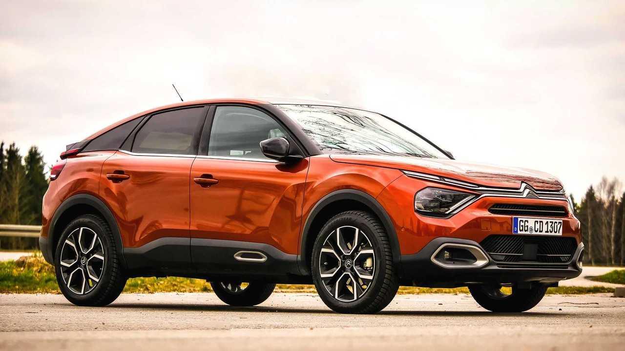 Unterwegs im neuen C4 von Citroën