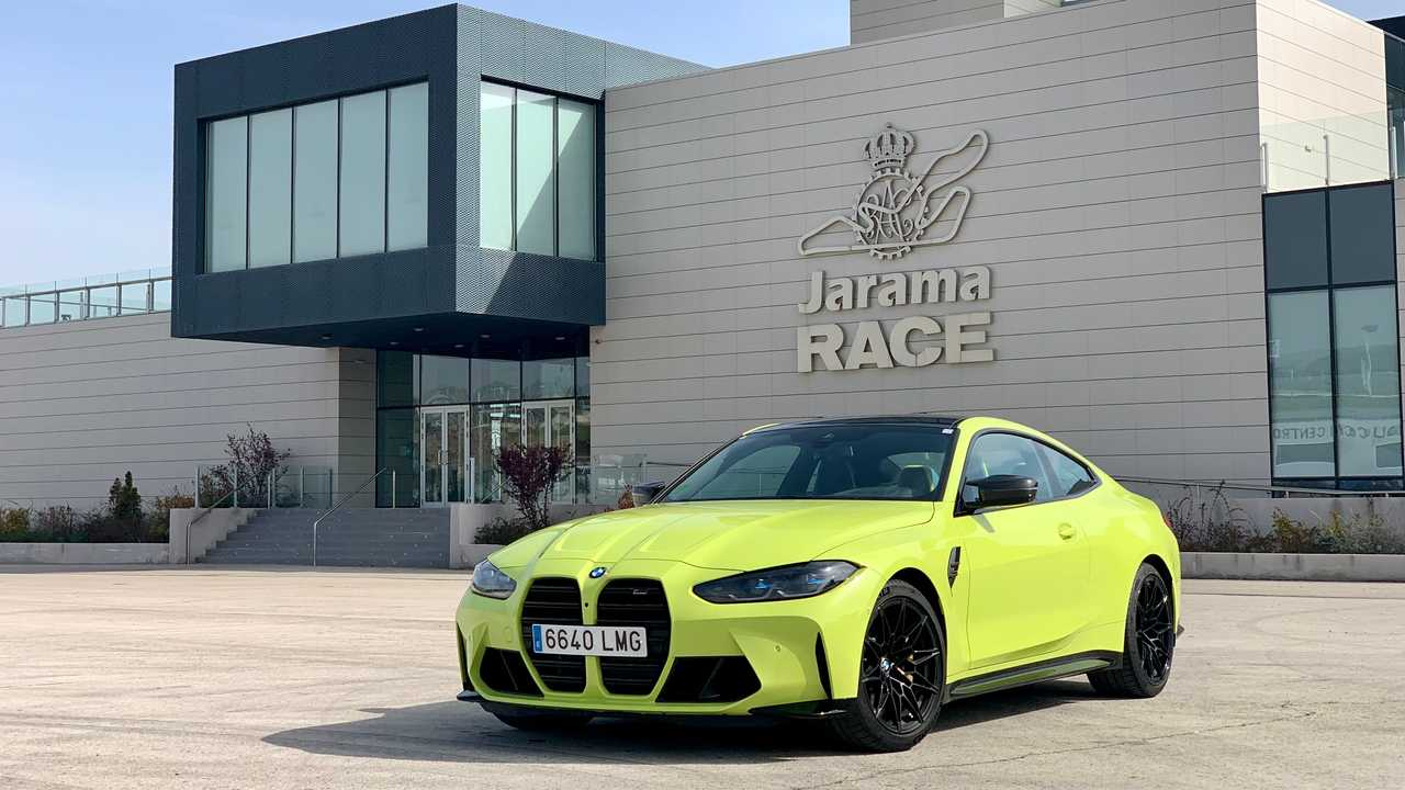 Prueba BMW M4 Competition 2021