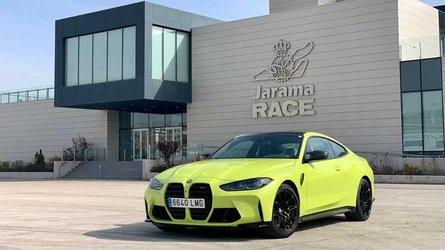 bmw m4 coupe deportivo prueba