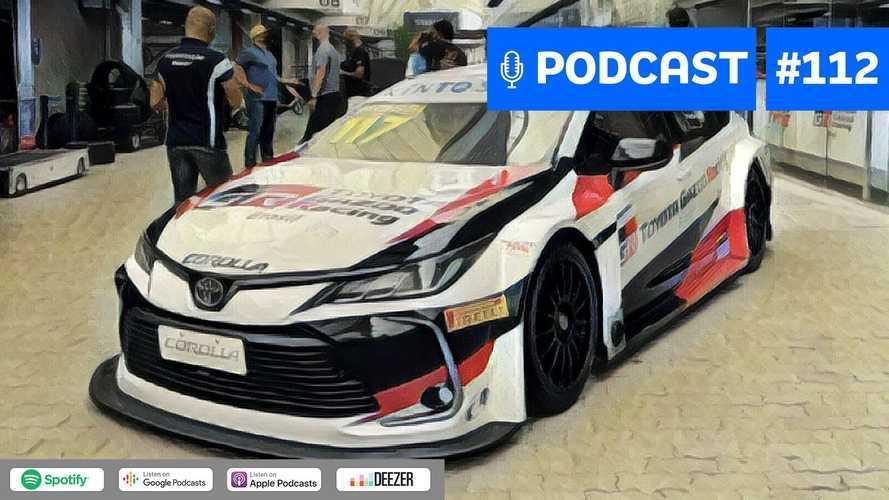 Motor1.com Podcast #112: O impacto das competições no desenvolvimento dos carros
