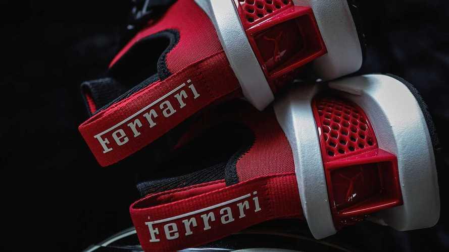 Puma x Ferrari ION F