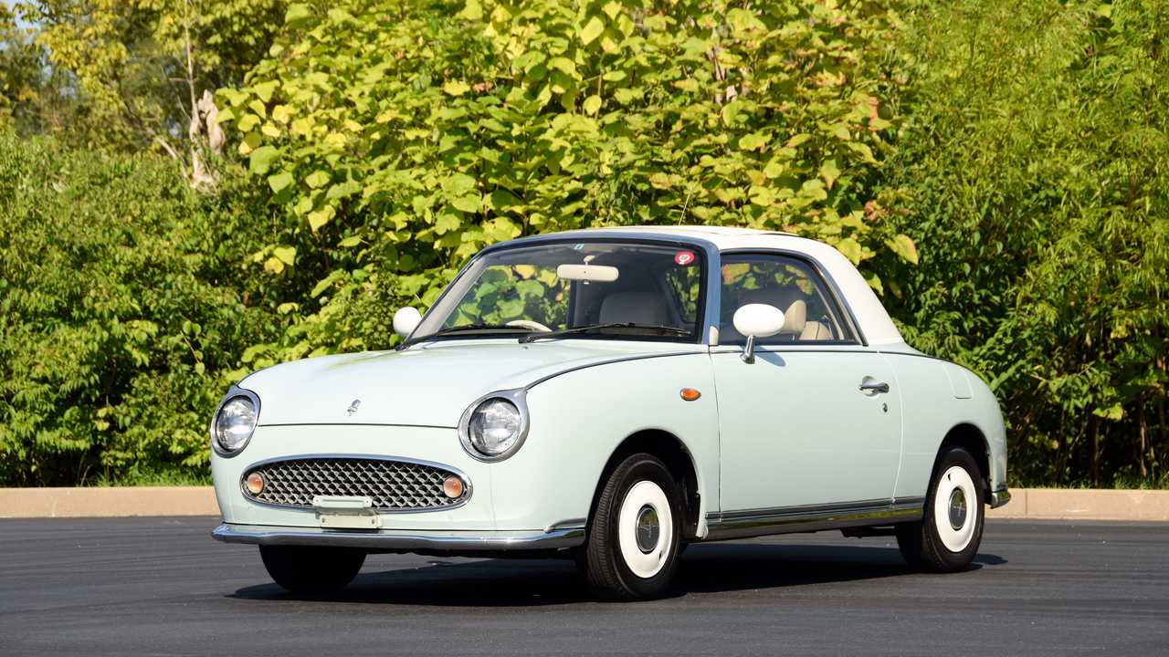 Inilah Nissan Figaro.