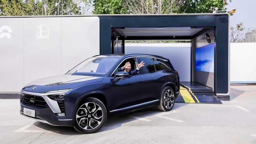 A NIO bemutatta saját megoldását a villanyautók hosszas töltési idejére