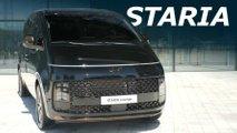 Hyundai Staria (2021): Video zeigt viele Details des T7-Gegners