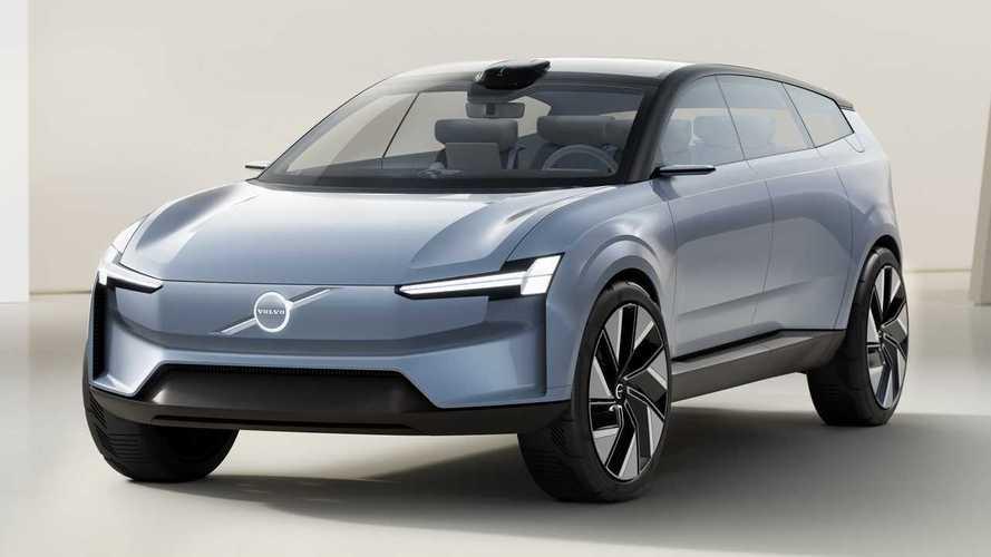 Volvo Concept Recharge Previews A 'Less But Better' EV Future