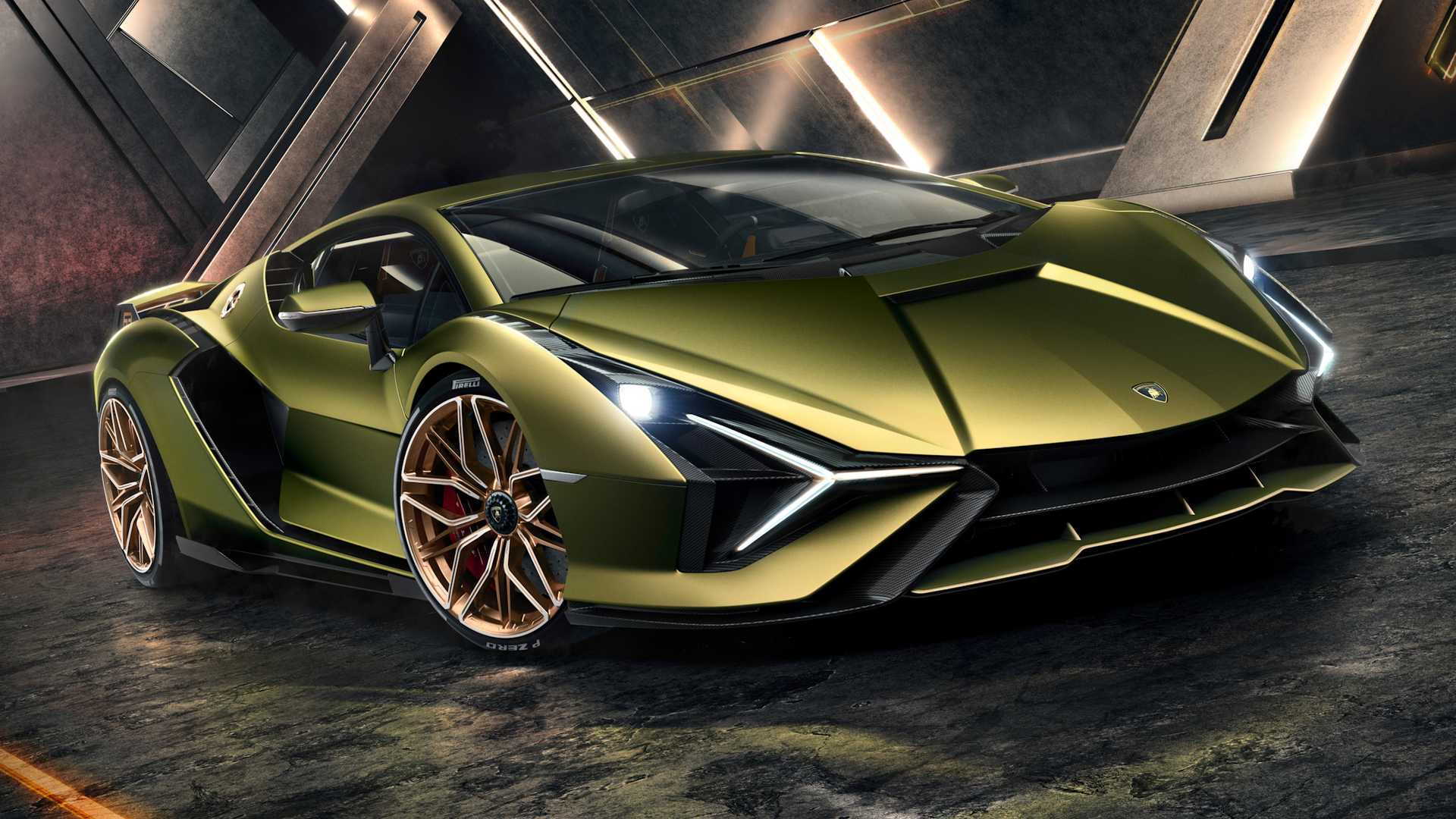 Lamborghini To Prioritize Handling Over Acceleration And Top Speed