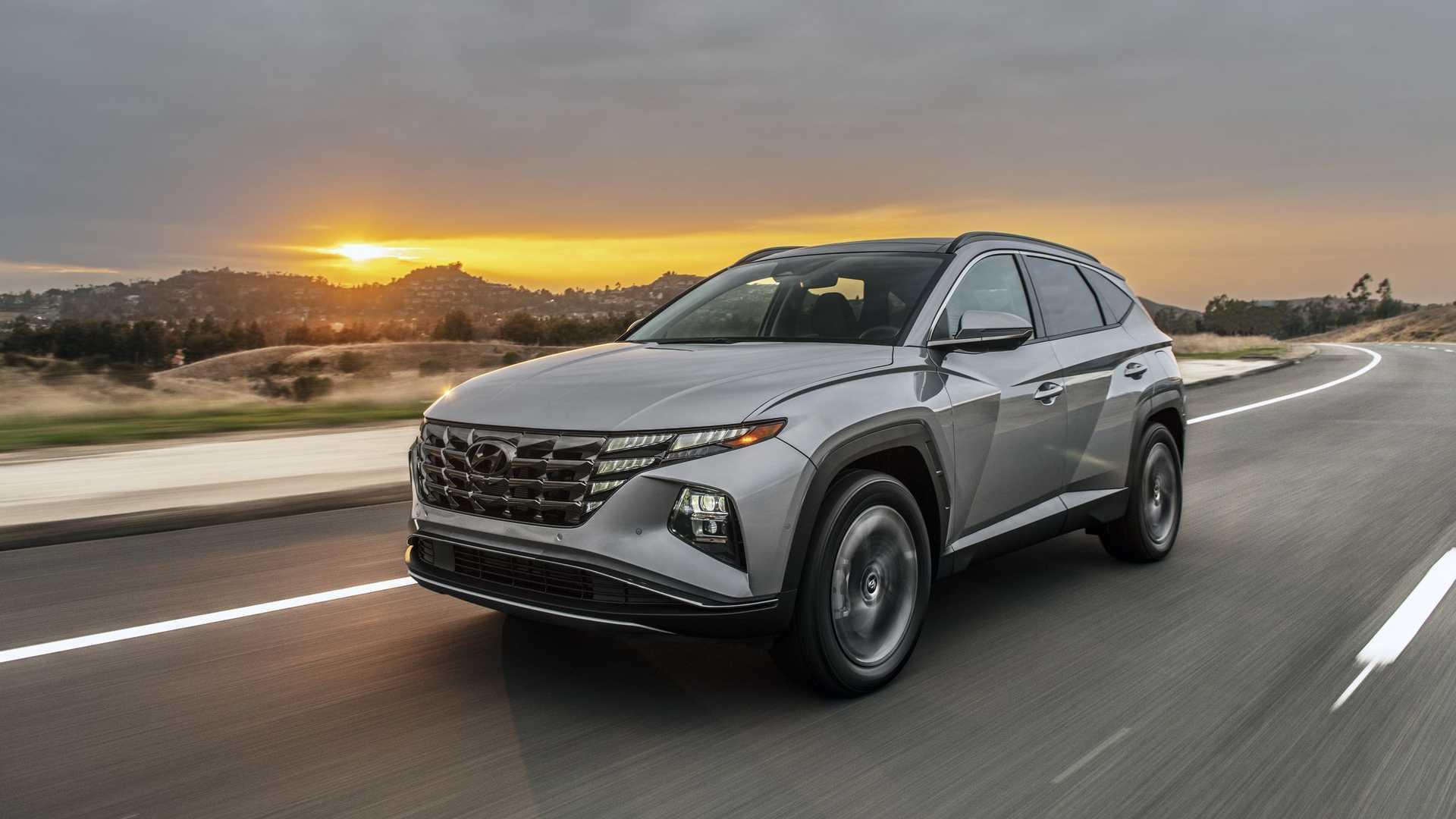 2022 Hyundai Tucson PHEV Cheaper Than Toyota RAV4 Prime