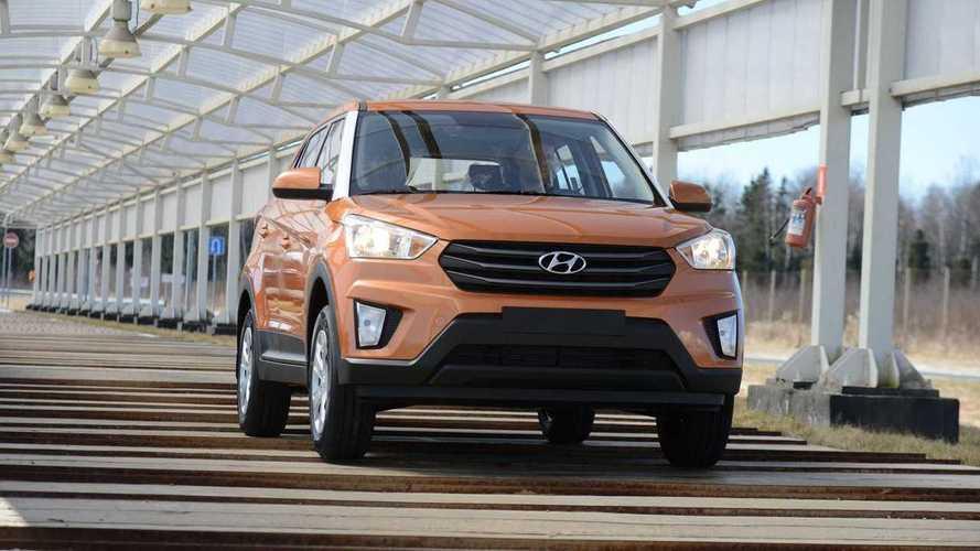 Hyundai Creta первого поколения