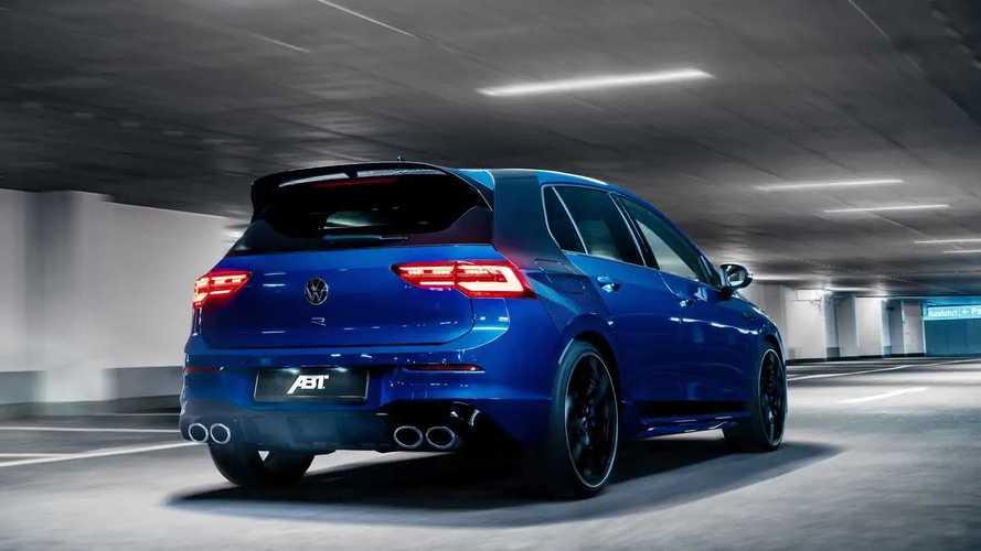 La Volkswagen Golf R boostée à 384 chevaux par ABT