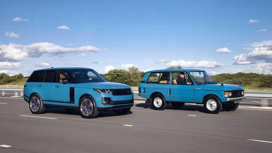 Range Rover'ın 50. yılına özel üretilen Fifty Edition Türkiye'de