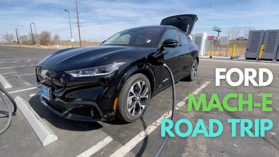 Ford Mustang Mach-E Road Trip: Family's Thoughts On The Crossover EV