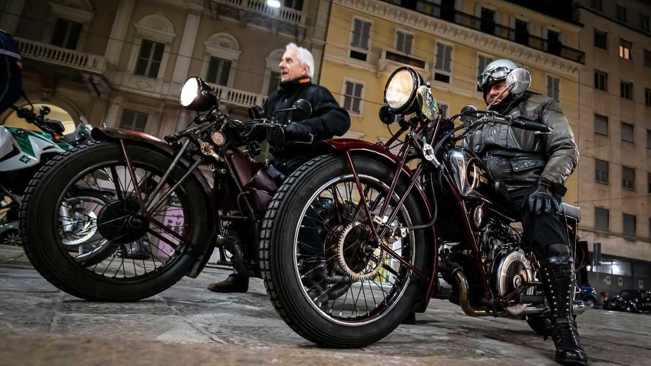 Il coraggio di andare oltre 100 anni Moto Guzzi