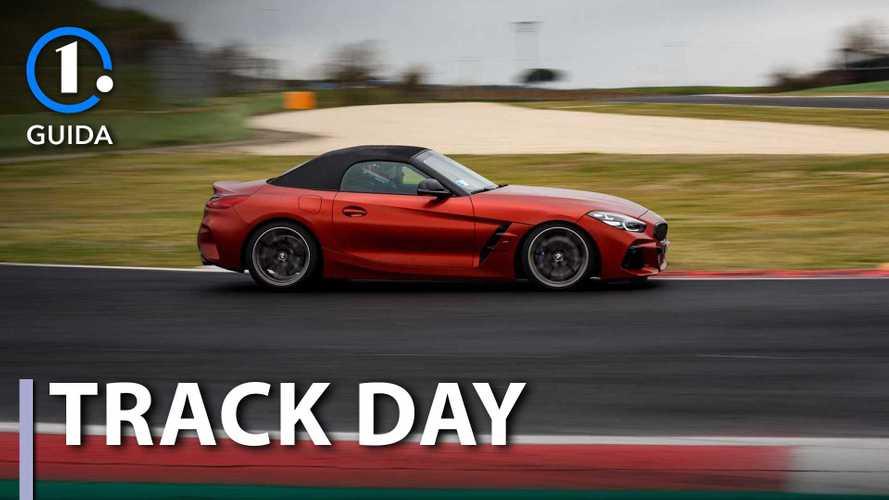 Track day, come correre in pista con la propria auto