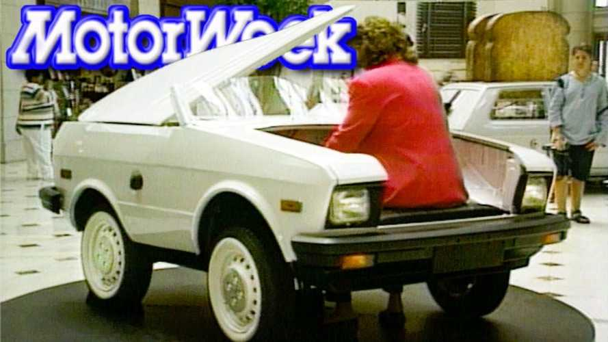Behold The Yugo Art Cars You Probably Don't Remember