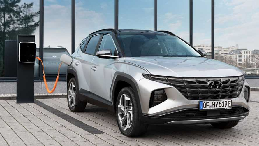 Plug-in hybrid Hyundai Tucson comes in at just over £39k