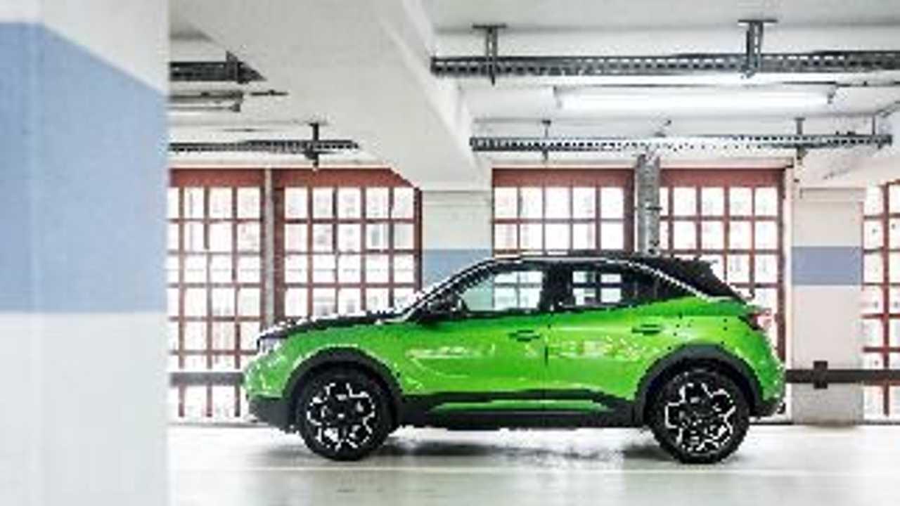 Nuova Opel Mokka (2020)