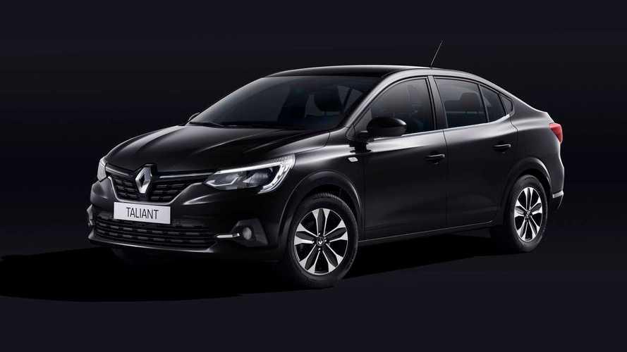Renault превратила новый Logan в Taliant, чтобы заменить Symbol