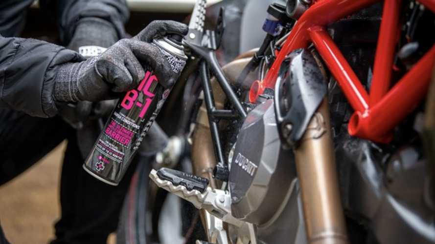 Protect Your Steed With Muc-Off's Newest Anti-Corrosion Solution