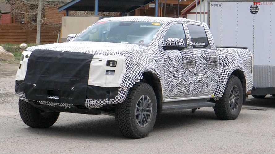 Ford, Ranger Raptor'un testlerine devam ediyor