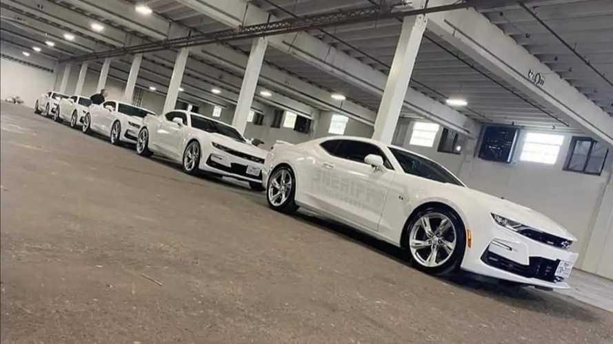Sneaky Fleet Of White Camaro 'Ghost' Cop Cars On Duty In Texas