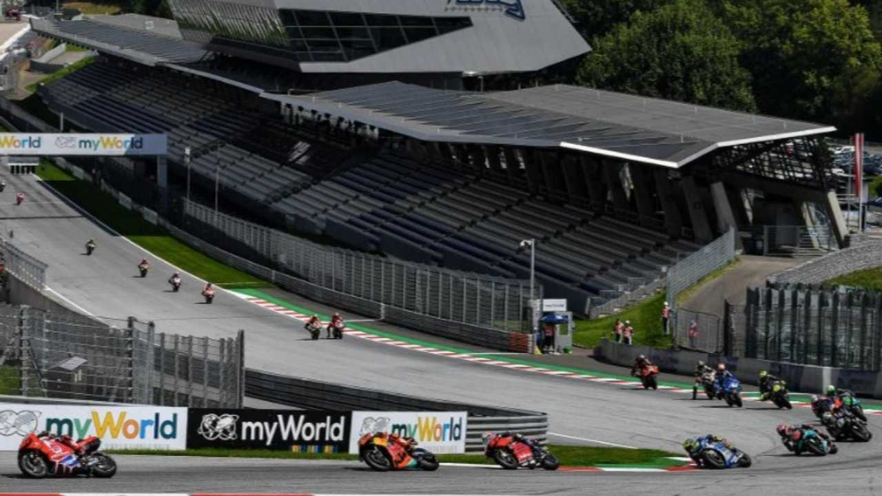 MotoGP To Welcome Fans To Red Bull Ring, No COVID Restrictions