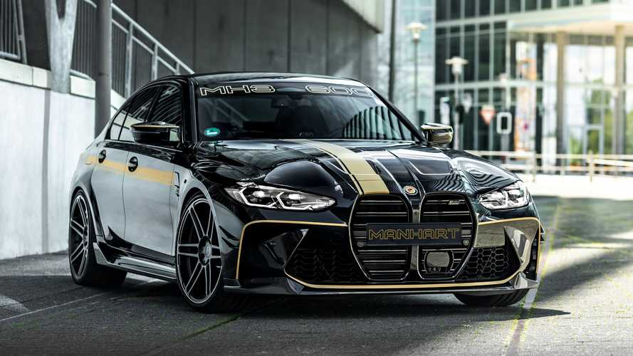 MANHART MH3 600 (Basis BMW G80 M3 Competition)