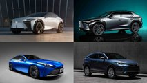 Toyotas Weg zur CO2-Neutralität: Viel Hybrid, wenig Elektro
