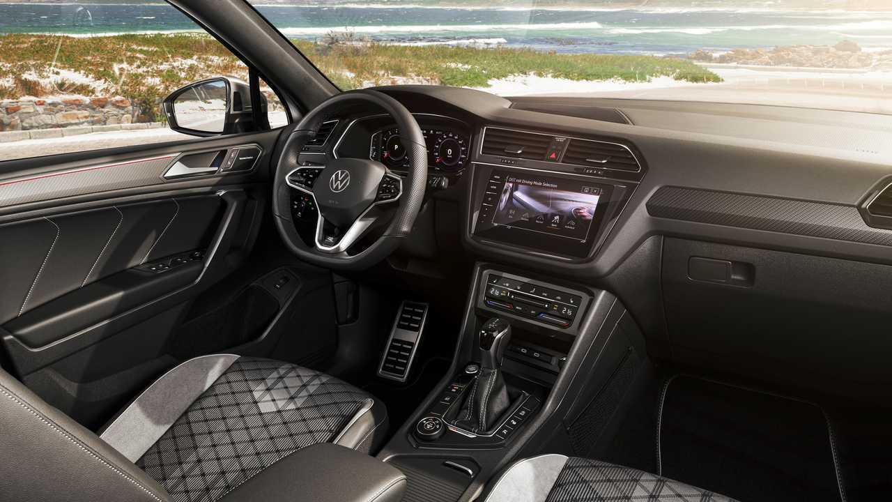 Volkswagen Tiguan Allspace áttervezés (2021)